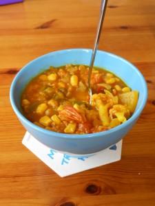 stevige soep